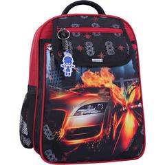 Рюкзак школьный Bagland Отличник 20 л. черный 500 (0058070)