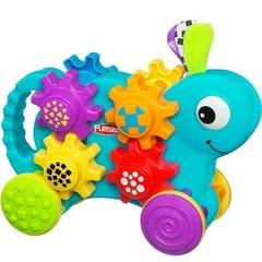 Hasbro Playskool Веселая зверюшка на колесиках (39417H)