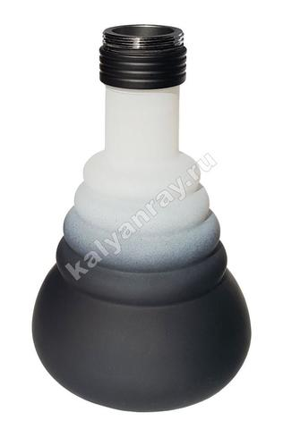 Колба Amy 4 Star 420 Чёрный матовый (PSMBK) / Белый (WT)