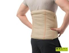 Пояс для спины из верблюжьей шерсти
