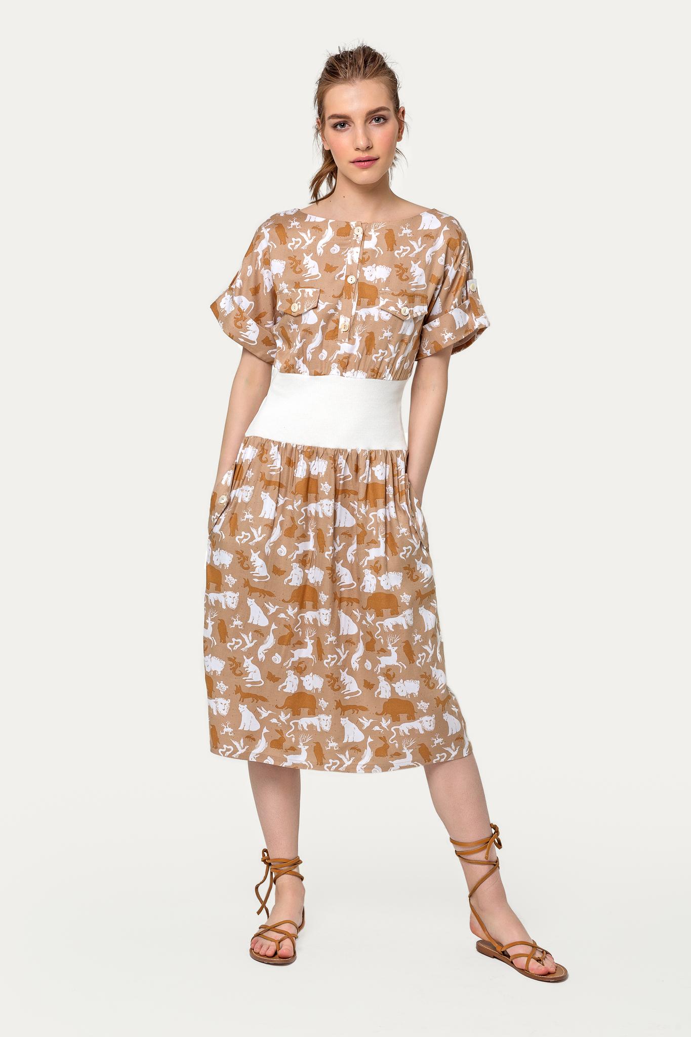 Платье AFRICA