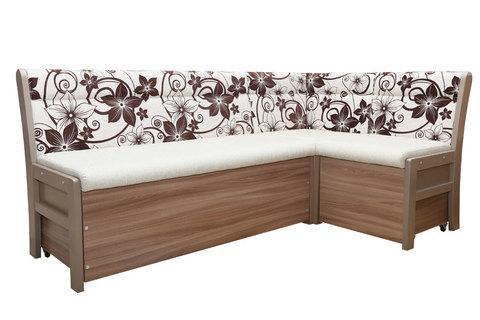 кухонный угловой диван Этюд со спальным местом