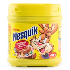 Какао Nesquik пл/б 250 г
