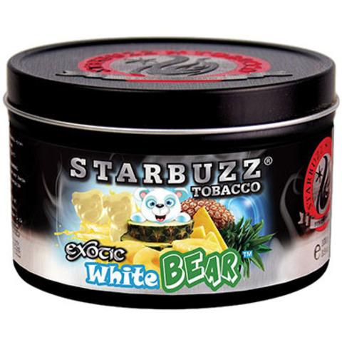 Starbuzz White Bear