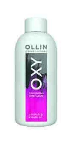 OLLIN oxy 1,5% 5vol. окисляющая эмульсия 150мл/ oxidizing emulsion