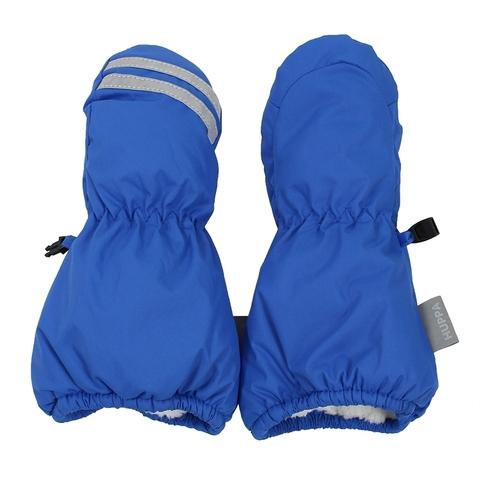 Зимние варежки HUPPA ROY для мальчика синий