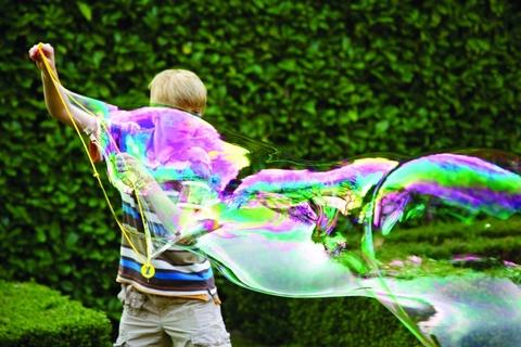 Набор 4M Лаборатория мыльных пузырей