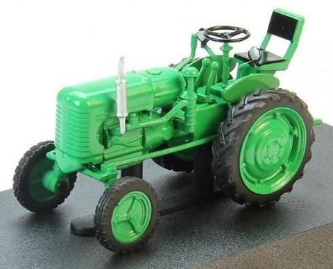 Модель Трактор №21 ХТЗ-7 (история, люди, машины