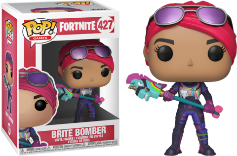 Фигурка Funko Pop! Games: Fortnite - Brite Bomber