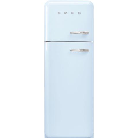 Холодильник с верхней морозильной камерой Smeg FAB30LPB5