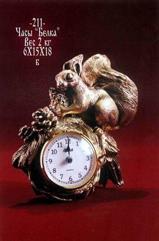 Часы Белка