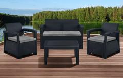 Комплект мебели IDEA SOFT SET (Brown)