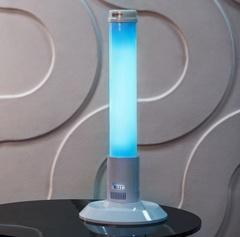 Пластиковая подставка Армед Home прекрасно подходит для вертикальной установки однолампового рециркулятора Армед Safe Air