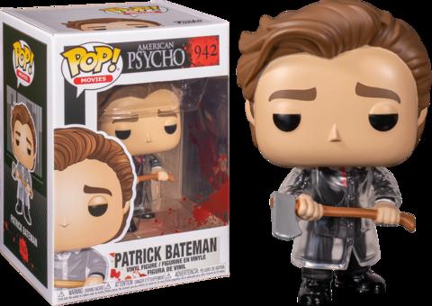 Фигурка Funko Pop! Movies: American Psycho - Patrick Bateman