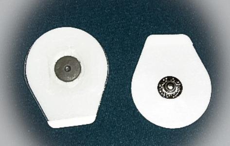 Электрод ЭКГ 32х36мм для детей, одноразовый, F9079Р, Fiab
