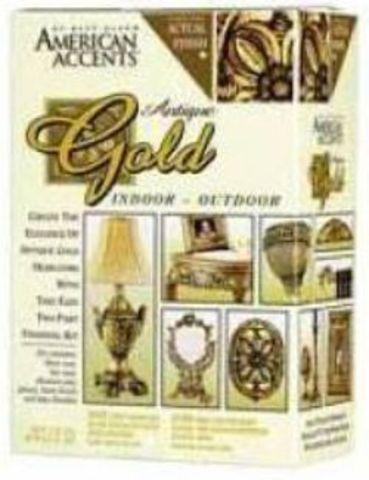 Antique Gold Kit Античное золото (аэрозоль+банка)