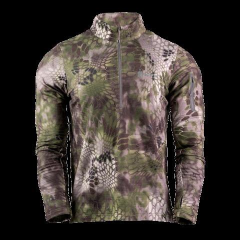 Толстовка KRYPTEK Arma fleece 1/2 ZIP Altitude