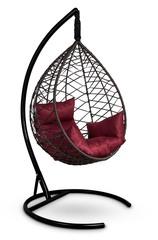 Подвесное кресло-кокон ALICANTE коричневое