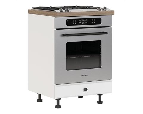 Стол кухонный СКАНДИ 1.6 под духовку  600