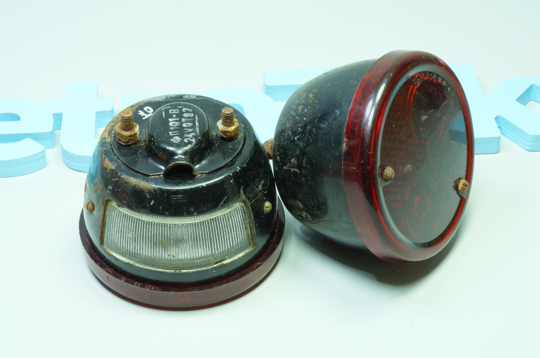 Задние фонари Газ 69