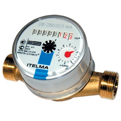 Счетчик для холодной воды ITELMA WFK 20.D080