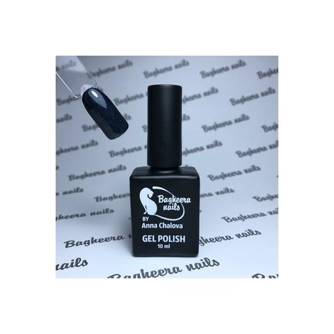 Bagheera Nails BN-101 гель-лак с блёстками 10 мл
