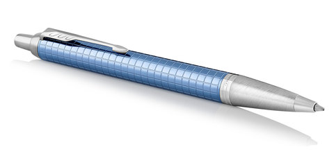 Шариковая ручка Parker IM Premium Blue CT123