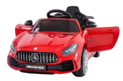 Детский электромобиль (2020) BBH-0006 GTR (12V, колесо EVA, экокожа)