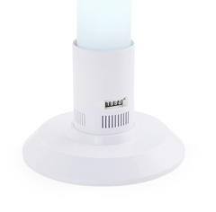 В конструкции подставки для рециркулятора Армед Safe Air предусмотрены вентиляционные отверстия, а также отверстие для индикатора наработки лампы