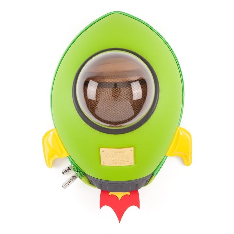 Зелёный цветовой вариант Rocket backpack