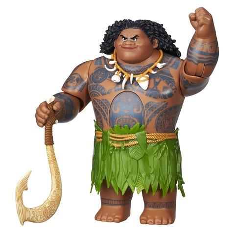 Кукла Мауи серия Приключения Моаны звук