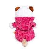 Кошечка Ли-Ли в розовой куртке