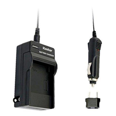 Зарядное устройство Kastar Charger Kit for Panasonic DMW BLC12 для DMC-G5, G6, GH2, FZ200, FZ1000