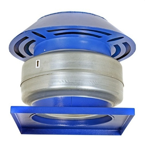 Крышный вентилятор Ванвент ВКВ-К 150Е