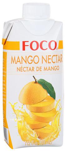 FOCO нектар манго 330 мл