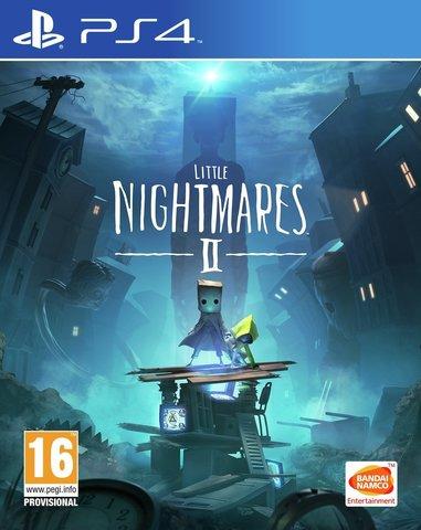 PS4 Little Nightmares II (русские субтитры)