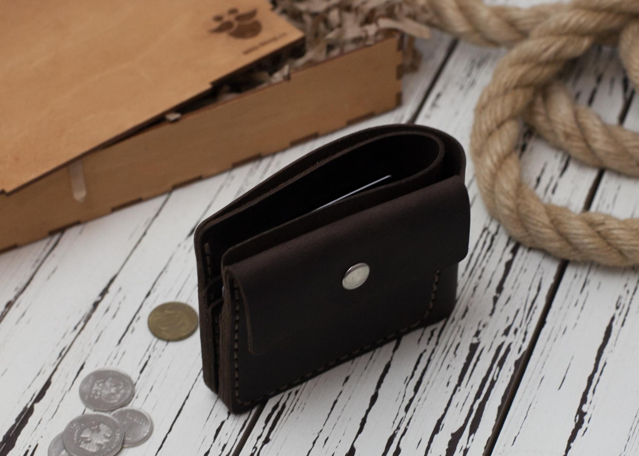 Классический бумажник