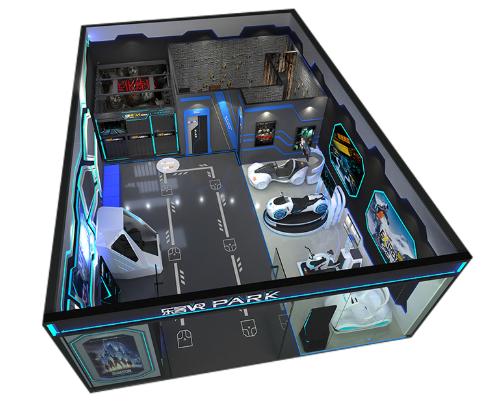 Парк развлечений виртуальной реальности