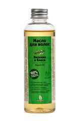 Масло для волос Питание и блеск, 100ml ТМ Мыловаров