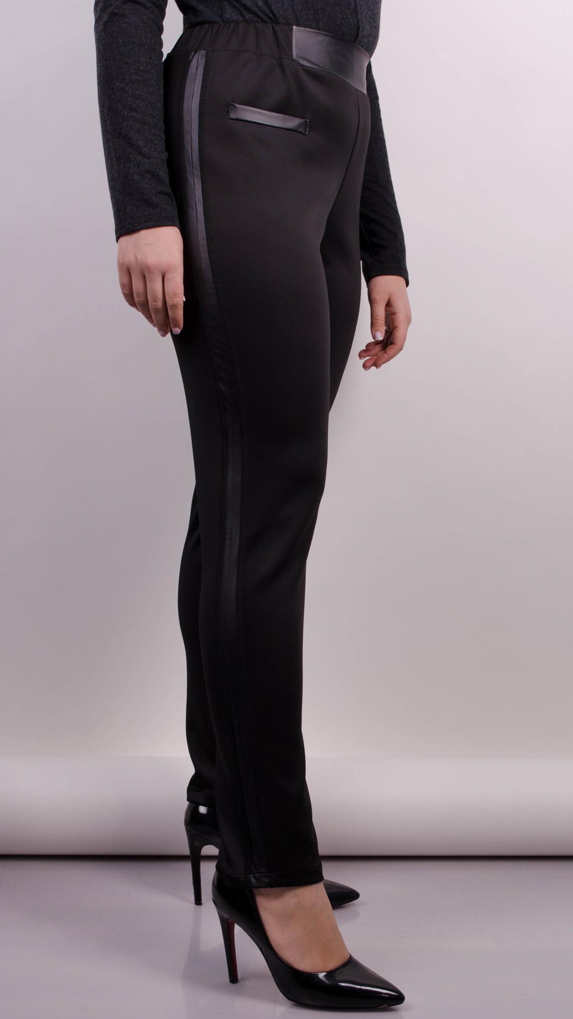 Женские брюки Светлана (черный)