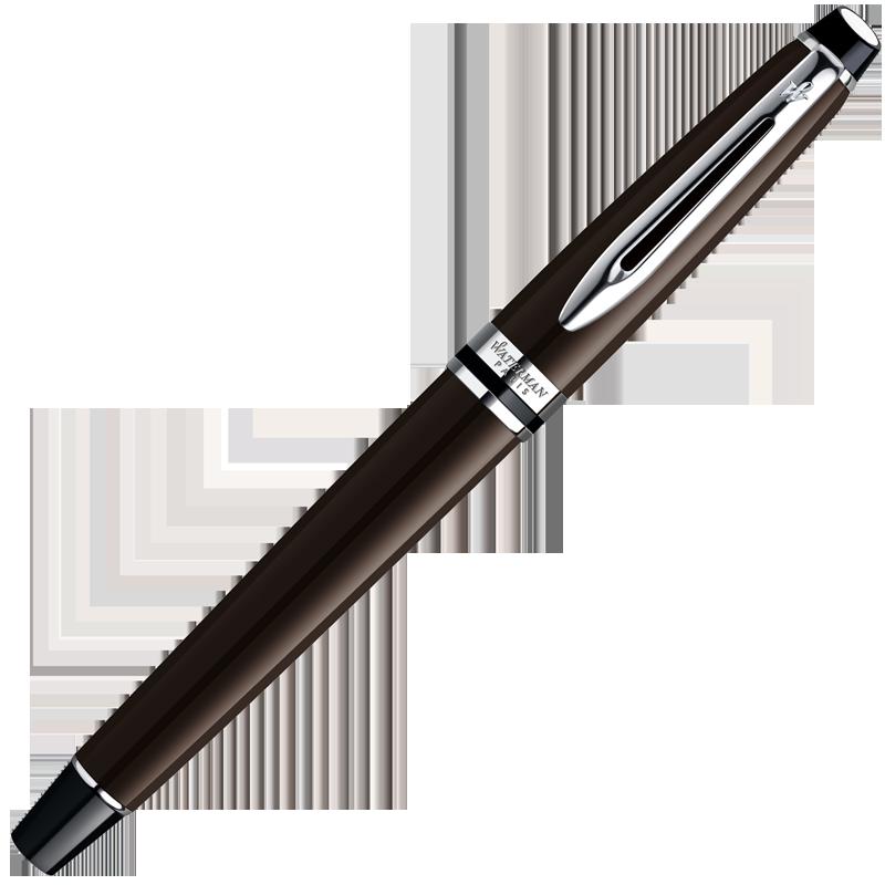 Waterman Expert - Brown CT, перьевая ручка, F