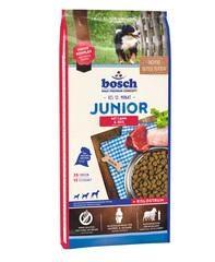 Bosch Junior с ягнёнком и рисом сухой корм для щенков 1 кг