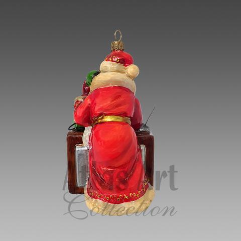Привет, Дед Мороз!