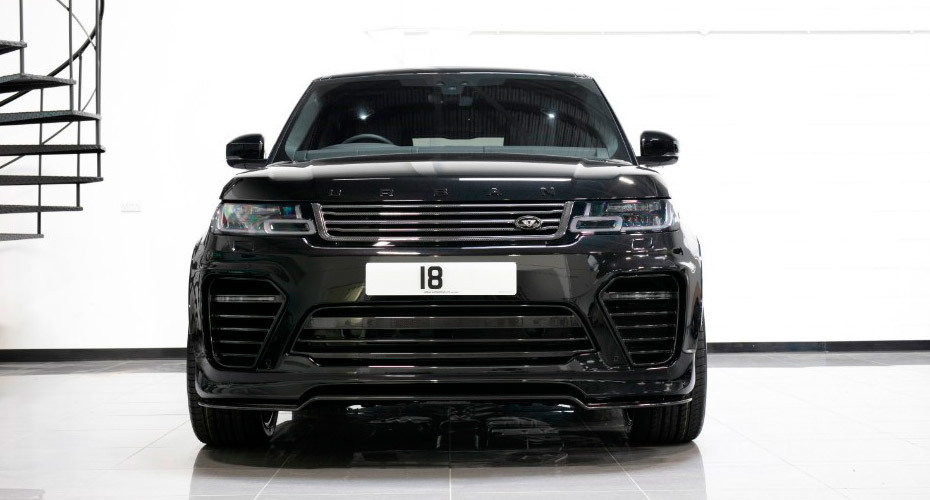 Обвес Urban Automotive для Range Rover Sport 2 2018+