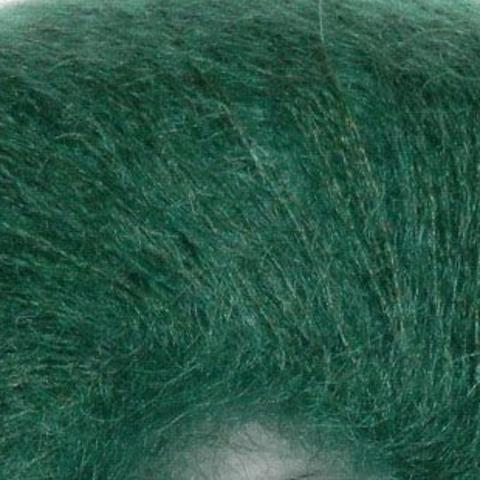 Пряжа Mohair Royal ( Мохер Роял ). Цвет: изумрудный. Артикул: 5896