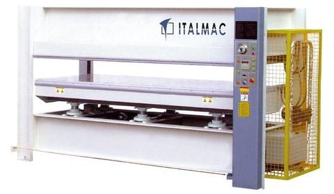 Гидравлический двухпролетный пресс горячего прессования Italmac GHP 6х100 (2x3100x1300)