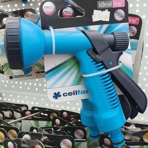 Пистолетный ороситель cellfast 50-320