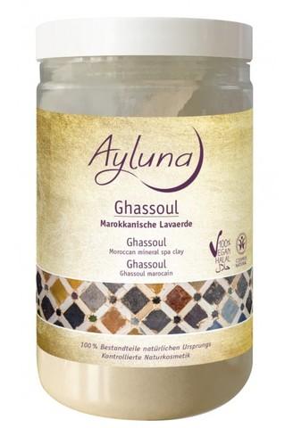 Порошок-маска очищающая для тела и волос Гассул Ayluna, 400 гр
