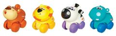 Hasbro Playskool Набор мини-животные на колесиках 4 шт. (39405H)