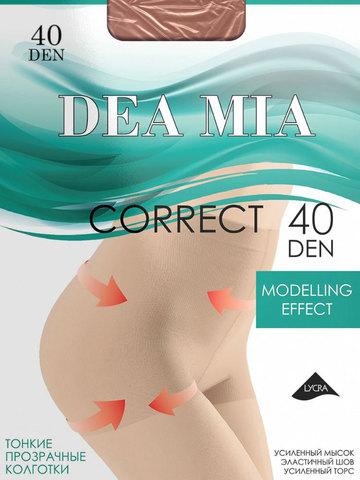 Колготки Correct 40 Dea Mia
